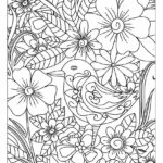Best Coloring Pages For Stress