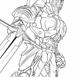 Optimus Prime Printable Transformers Coloring Pages