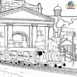 Thomas The Train Coloring Games Online