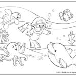 Printable Summer Coloring Pages Pdf