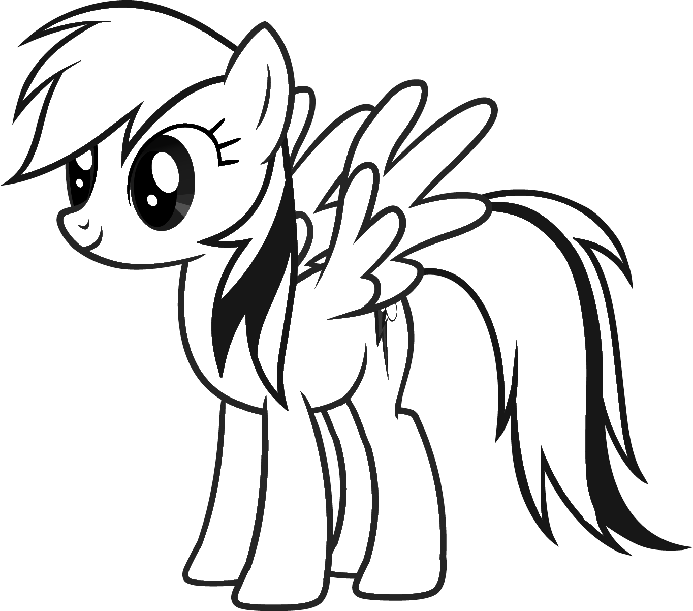 Coloring Pages: My Little Pony Coloring Pages Free and ...