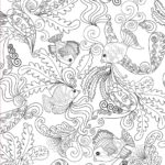 Free Printable Summer Coloring Pages For Adults