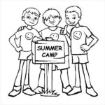 Coloring Pages Summer Pdf