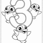 Coloring Pages By Numbers Pdf