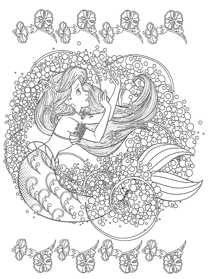 Disney Coloring Pages for Adults - coloring.rocks ...