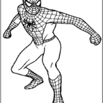 Spiderman Coloring Pictures To Print