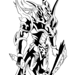 Free Yugioh Coloring Pages Print