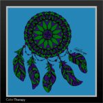 Color Therapy Coloring Number Itunes