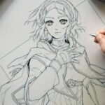 Zelda Breath Of The Wild 2 Coloring Pages