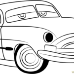 Vehicles Coloring Pages Pdf