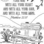 Printable Religious Coloring Pages For Adults