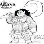 Disney Movie Coloring Pages