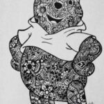 Disney Zentangle Coloring Pages