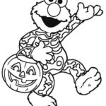 Disney Halloween Coloring Pages Pdf