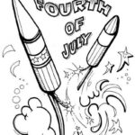 Free Printable 4Th Of July Coloring Pages For Toddlers
