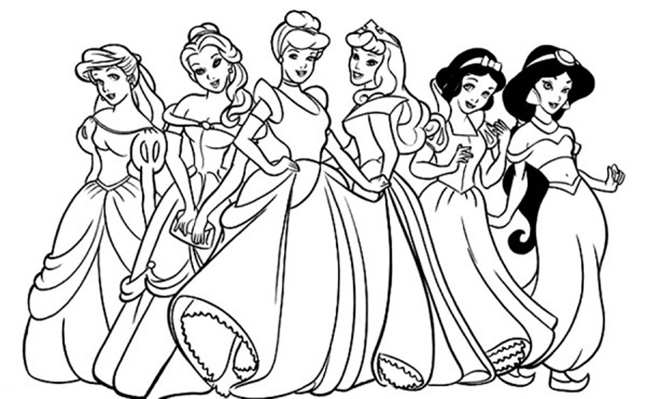 Free Disney Coloring Pages Characters   K5 Worksheets