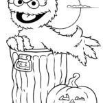 Disney Halloween Coloring Pages Easy