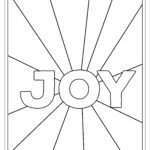 Free Christmas Coloring Pages For Children's Church