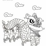 Chinese New Year Coloring Pages 2021 Free Printable