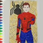 Spider-Man Homecoming Coloring Pages Printable