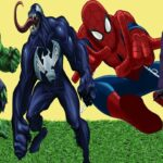 Youtube Spiderman Coloring With Venom
