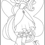 My Little Pony Printable Coloring Pages For Girls