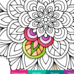 Free Coloring Pages For Adults App