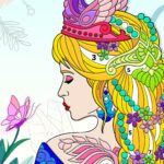Fun Color By Number Coloring Book Paint Game Apk