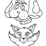 Free Printable Coloring Pages Of Cats And Kittens