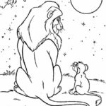 Disney Lion King Printable Coloring Pages