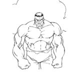 Hulk Coloring Pages Online Games