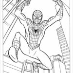 Spiderman Coloring Online Free