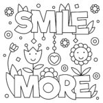 October Coloring Pages To Print