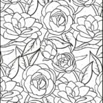 Free Number Coloring Pages For Adults