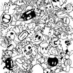 Interactive Coloring Pages For Adults