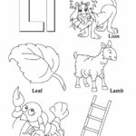 Alphabet Coloring Pages Free Download