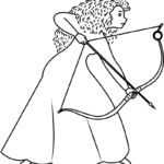 Coloring Pages Of People's Hair