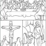 Coloring Pages For Easter Sunday