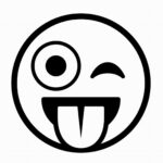 Emoji Coloring Pages That You Can Print