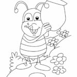 Online Coloring Pages Insects