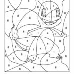 Coloring Fun Color By Number Games Printable