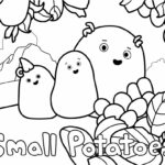 Disney Junior Characters Coloring Pages