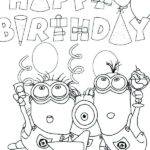 Coloring Pages For Grandma Birthday