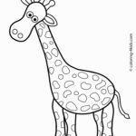 Printable Zoo Animal Coloring Pictures