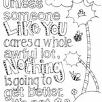 Coloring Pages Recycle Printables