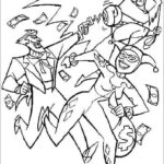 Coloring Pages Batman And Joker