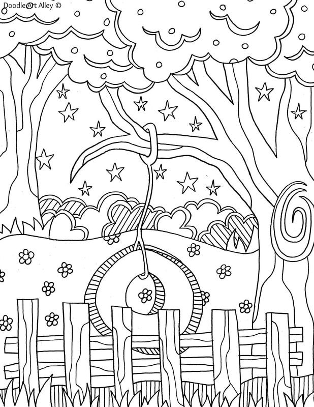 Picture | Summer coloring pages, Beach coloring pages ...