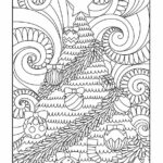 Coloring With Numbers For Adults