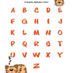 Free Printable Alphabet Coloring Pages Pdf
