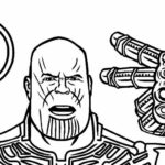 Free Printable Avengers Coloring Pages Pdf